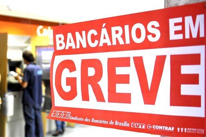 Bancários se preparam para greve nesta terça-feira