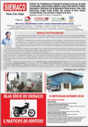Informativo de Agosto-2013